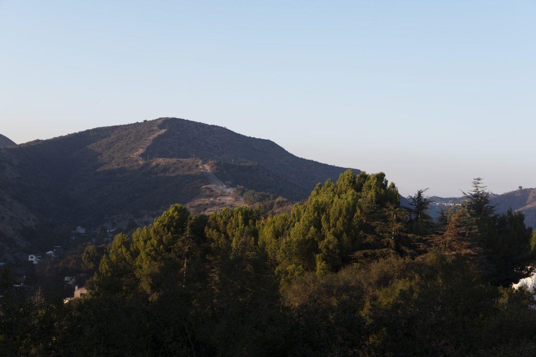The Glitter hills